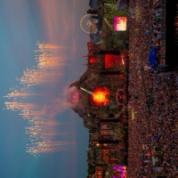 love under the electric sky