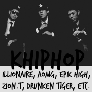 KHIPHOP : ILLIONAIRE GANG BITCH + AOMG