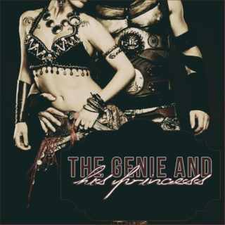 The Genie and His Princess