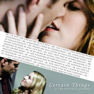 Certain Things