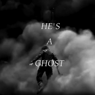 He's a Ghost