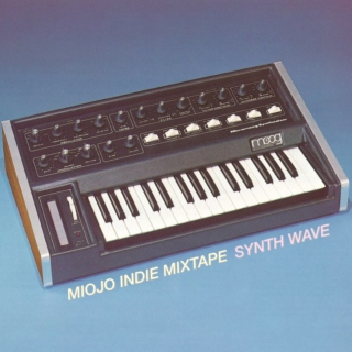 Miojo Indie Mixtape Synth Wave 2014