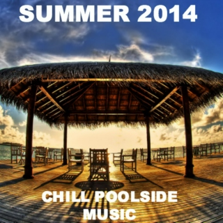 Summer 2014 - Poolside + Chill + Beer