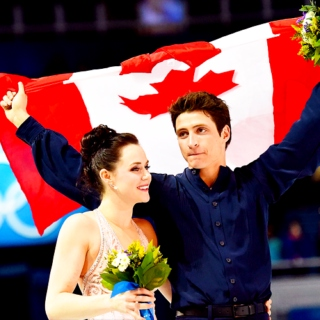 """i can't believe i made this,"" a scott and tessa fanmix"