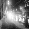 in snowy cities