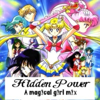 Hidden Power: a magical girl mix