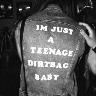 ☠ ☮ Teenage Dirtbag  ☮☠