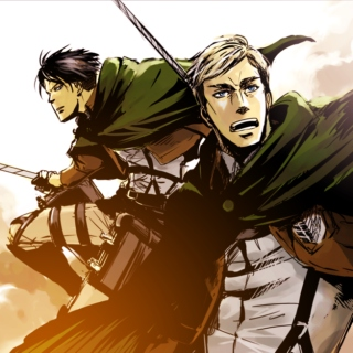 Eruri | A Choice with No Regrets