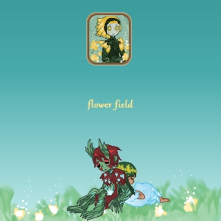 flower field;; An Ava's Demon Fanmix