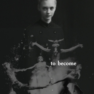 To become