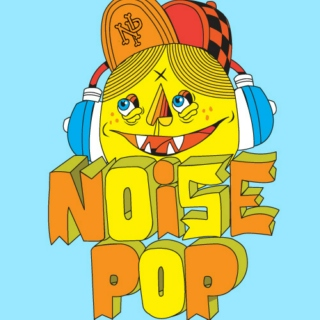 SF Bay Area Mixtape 004 - Noise Pop 2014 Edition