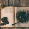 Books, tea and a quite melody