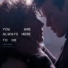 You are always here to me