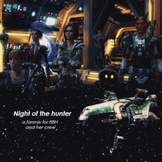 night of the hunter.