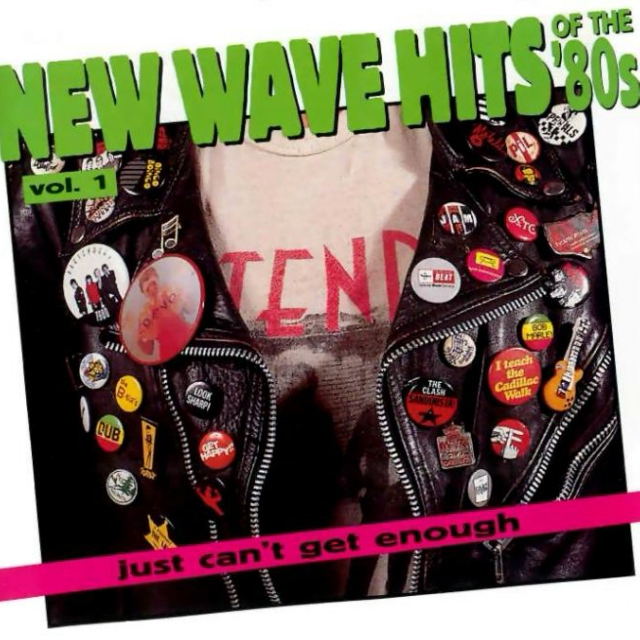 New Wave Hits of the '80s, Vol. 01