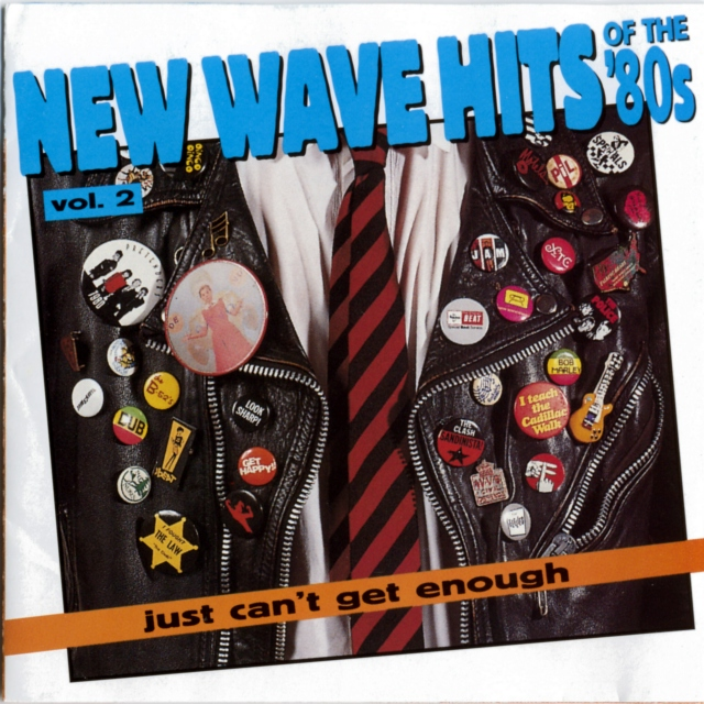 New Wave Hits of the '80s, Vol. 02