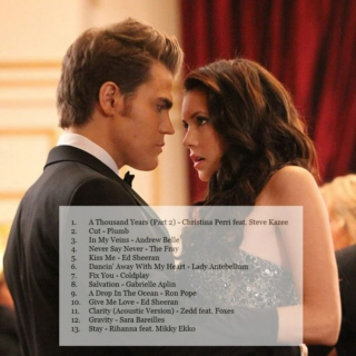 Stelena [that kind of love never dies]