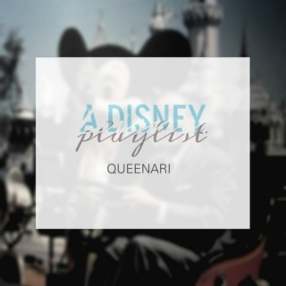 a disney playlist