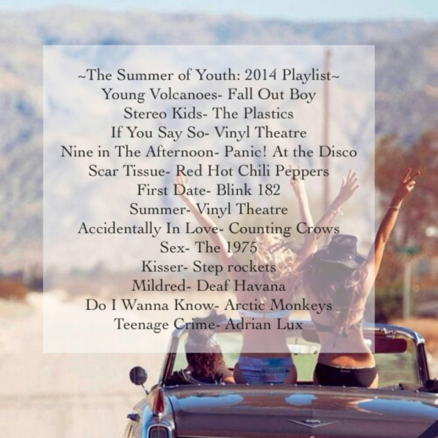 The Summer of Youth- 2014