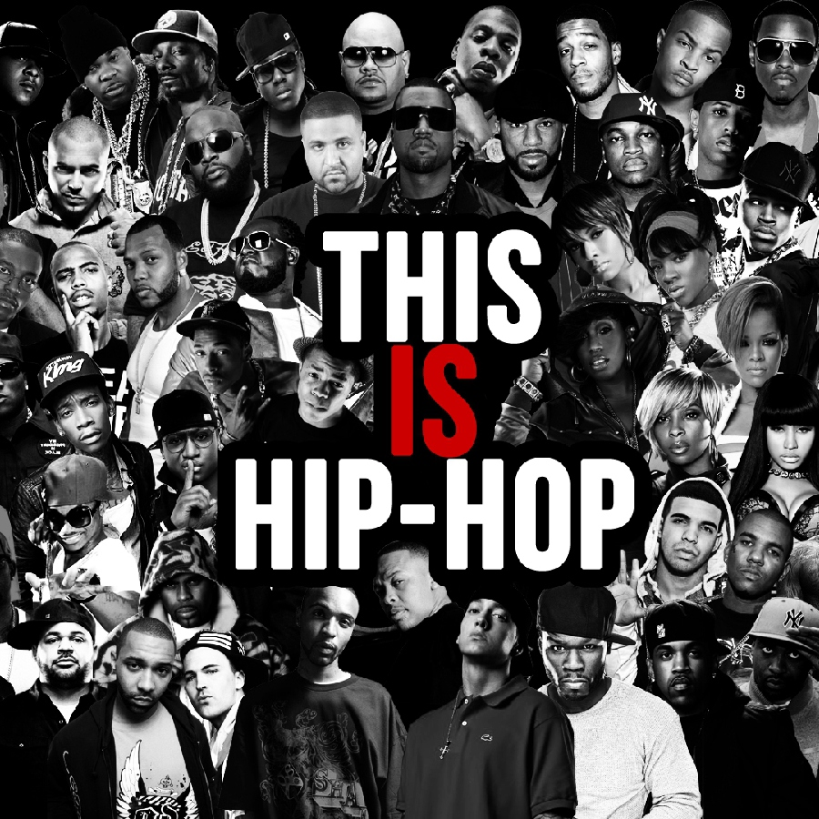 Hip-Hop Flyer 6924917