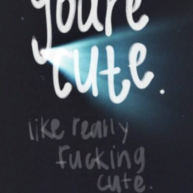 No one but you... <3
