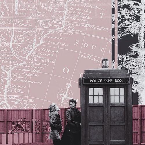 The Tenth Doctor x Rose