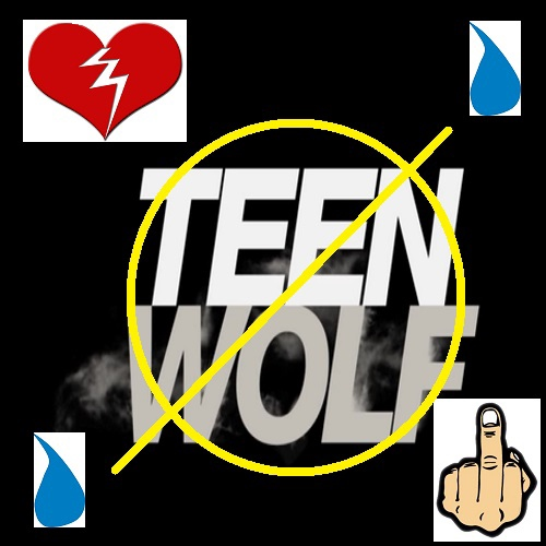 Breaking Up With Teen Wolf