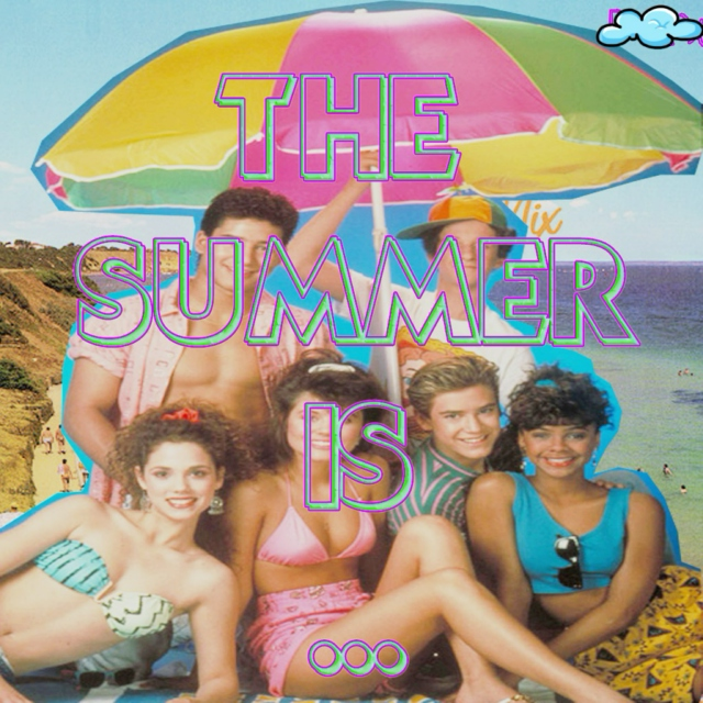 THE SUMMER IS