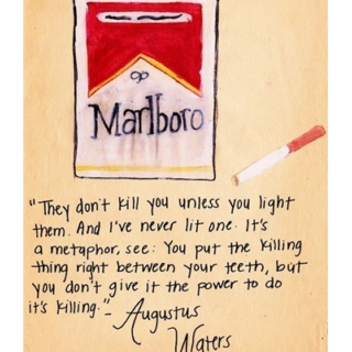 It's a metaphor.