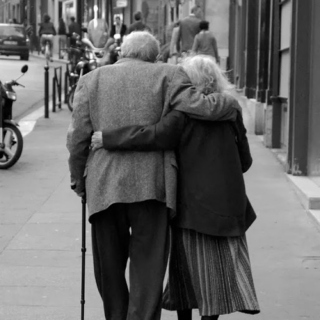 ;young love even when we're old