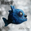 200x/Day (March '14)