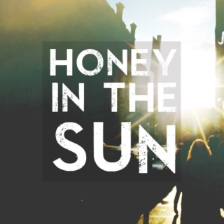 honey in the sun //