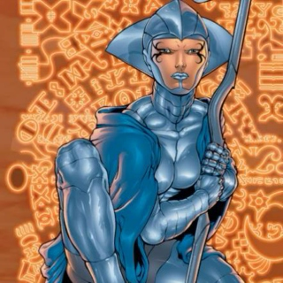 Lilandra:Love and Ruling