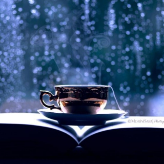 Books and Rain and Tea