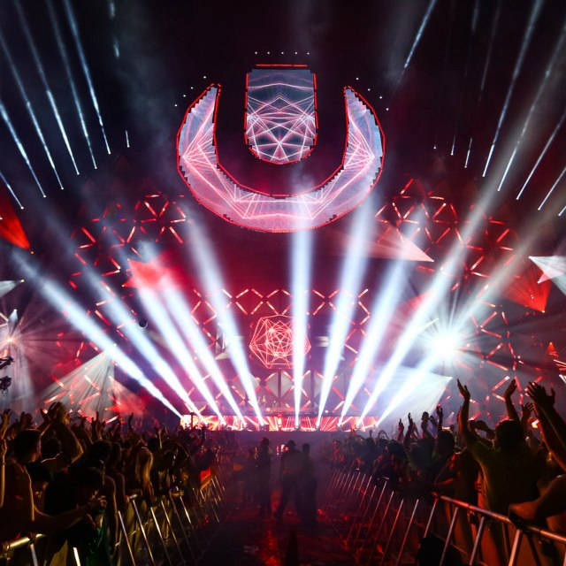 Ultra Music Festival 2014 - Trap and Bass