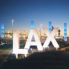 Into LAX