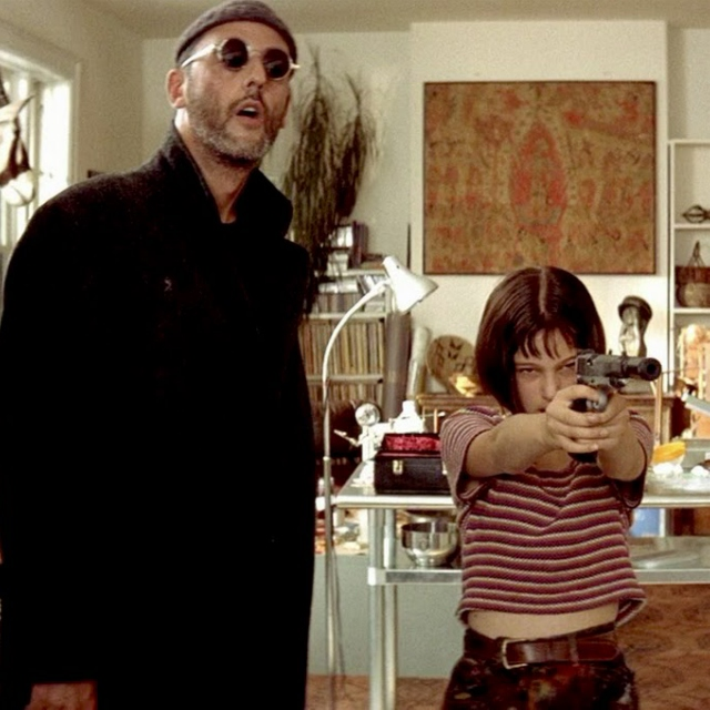 This is from Mathilda
