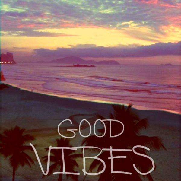 Good Vibrations All Over You