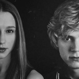 ♡Tate and Violet♡
