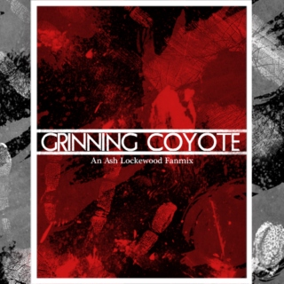 Grinning Coyote