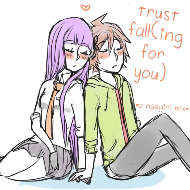 trust fall(ing for you)