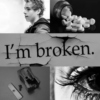 Broken || Luke Hemmings