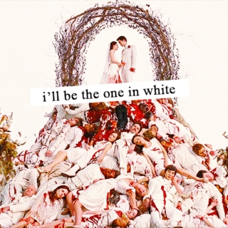 I'll Be the One in White