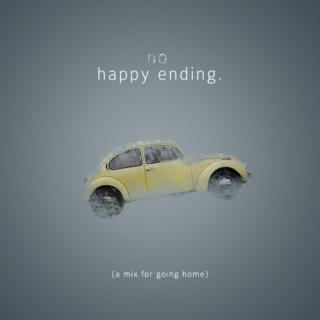 no happy ending.