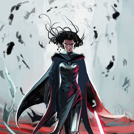To Force A Change - Sith Inquisitor