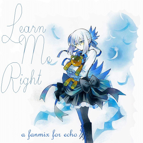 Learn Me Right // Echo's Journey