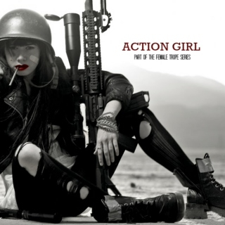 action girl