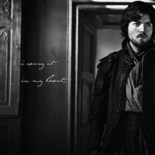 i carry it in my heart;▐ an athos fanmix