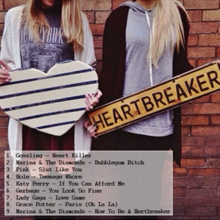 ~ how to be a heartbreaker ~