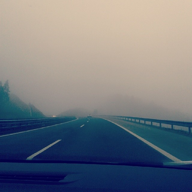 Spend the night driving